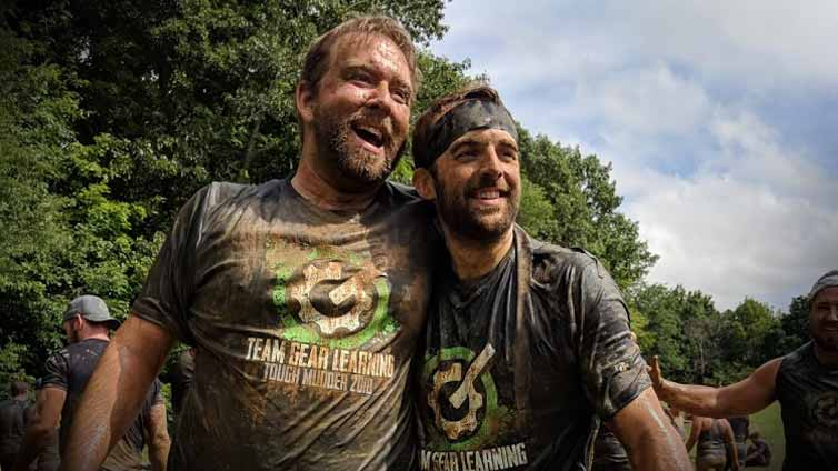 Gear Learning Tough Mudder Image