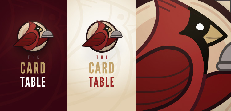 The Card Table Visual Lineup